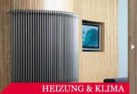 Heizung & Klima - Leistungen